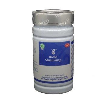 Biolo WSC Slimming Capsule - 60 Kapsul 3botol ORIGINAL 100 ...