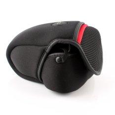 Black Neoprene Camera Cover Case Bag For Canon EOS 1300.1100D 1200.650.600.700.760.750.1000.100.450.500.550.18-55mm Lens