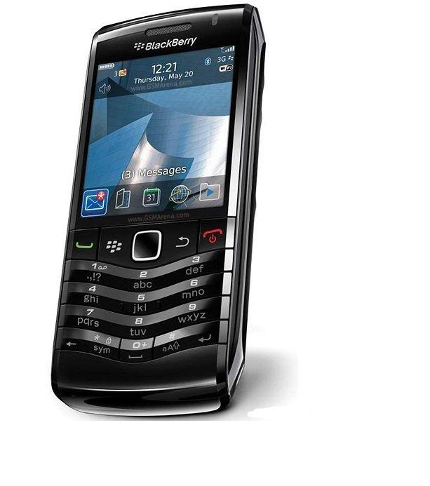 Blackberry 9105 Pearl Black