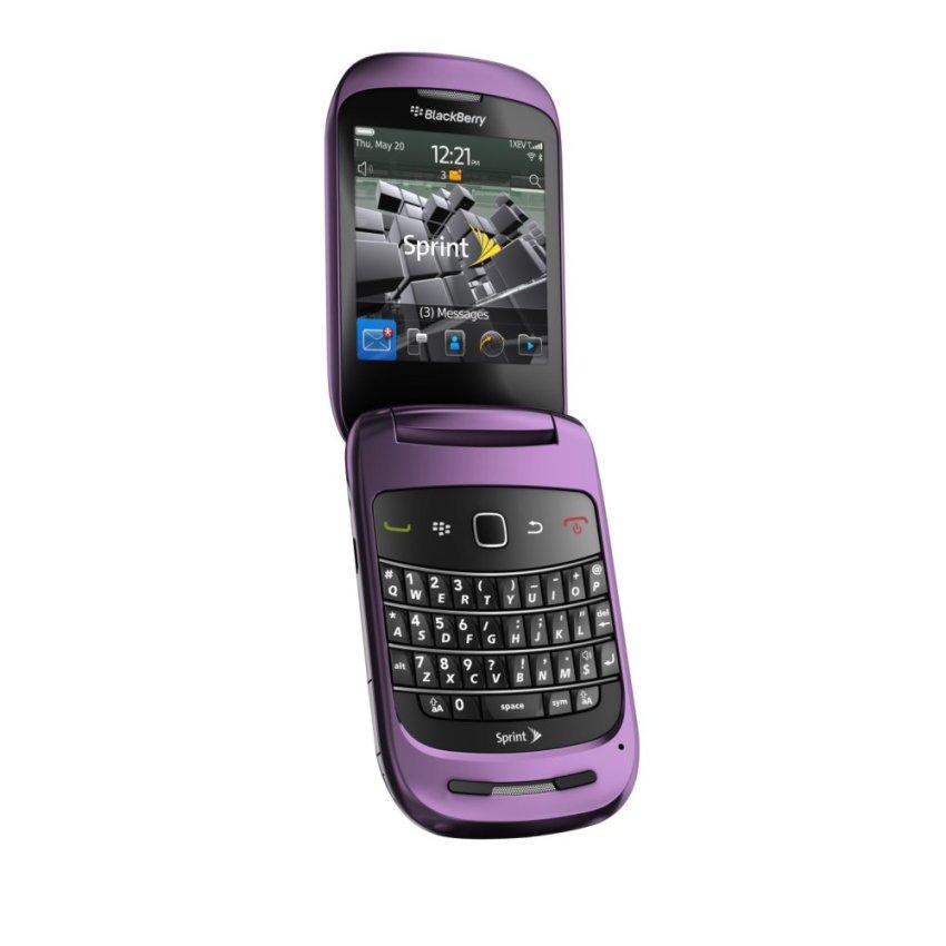 Blackberry 9670 CDMA - Ungu