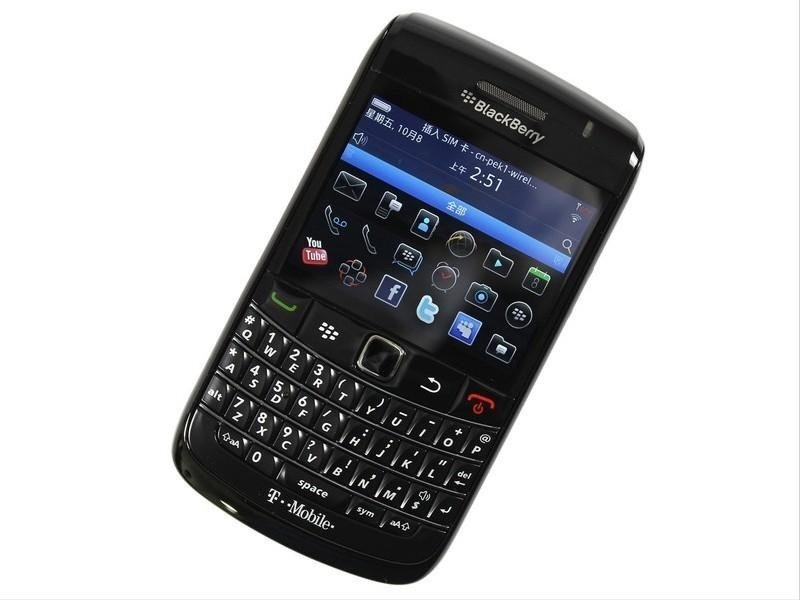 Blackberry onyx 9780 - Hitam