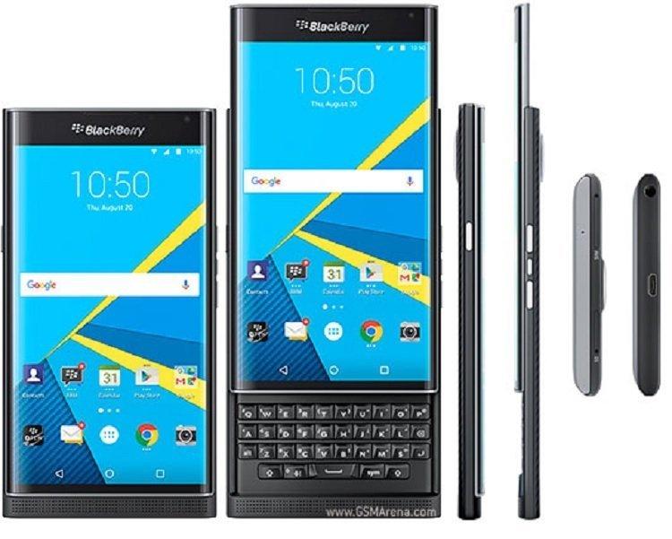 Blackberry Priv - 32 GB - Hitam