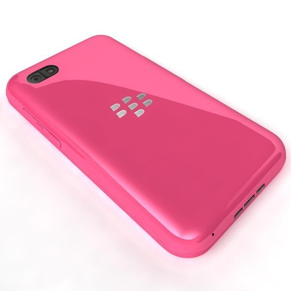 Blackberry Q5 - Pink
