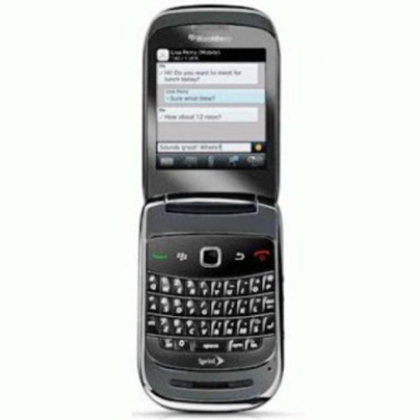 BlackBerry Style 9670 - Hitam