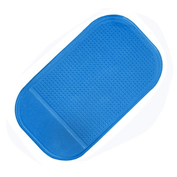 Bluelans Car Magic Anti-Slip Dashboard Sticky Pad Non-slip Mat GPS Phone Holder Accessory Blue (Intl)