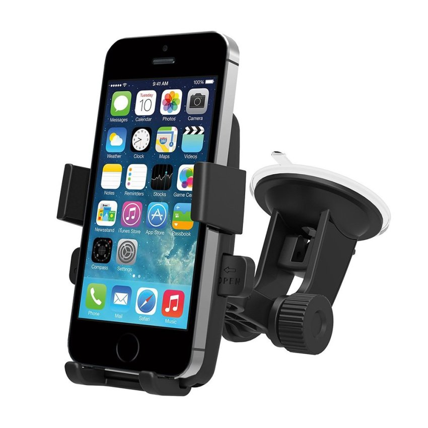 Bluesky car003 Car Mount Holder (Black) (Intl)