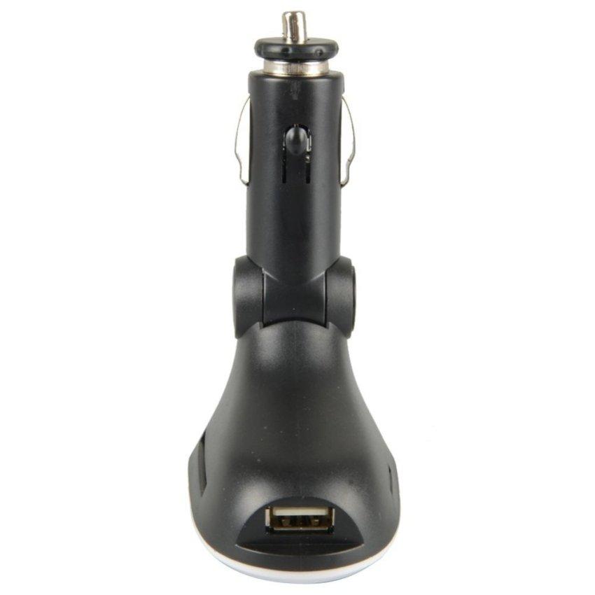 Bluetooth MP3 Player FM Transmitter Modulator SD USB Remote Control Car Kit (Intl)