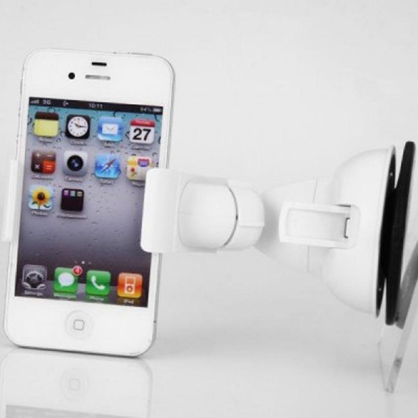 Blz Car Mount Holder for Smartphone - WF-209 - Putih