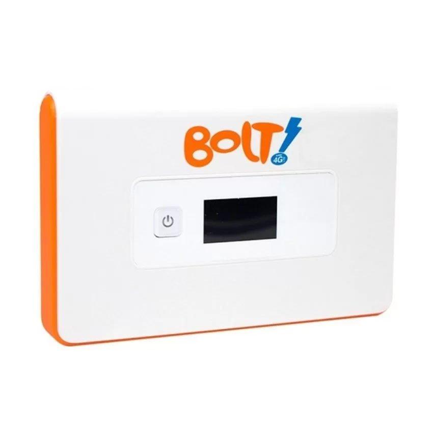 Bolt Modem Wifi Orion MV1 Speed 100Mbps Suport All Gsm - Putih