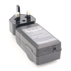 BP-709 BP-71.727 Battery Charger For CANON LEGRIA HF M506 HF M52 HF M56 HF R306 Camcorder (Black) (Intl)