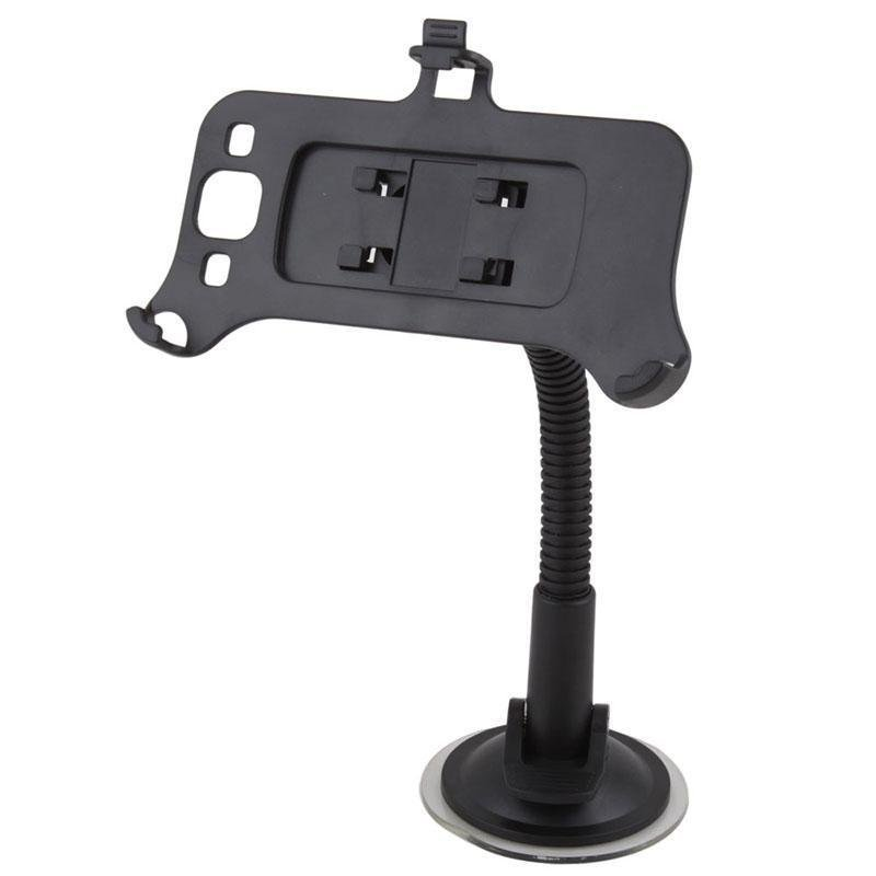 BUYINCOINS Multi Direction Car Windshield Mount Holder Stand for Samsung s3 III i9300 (Black)