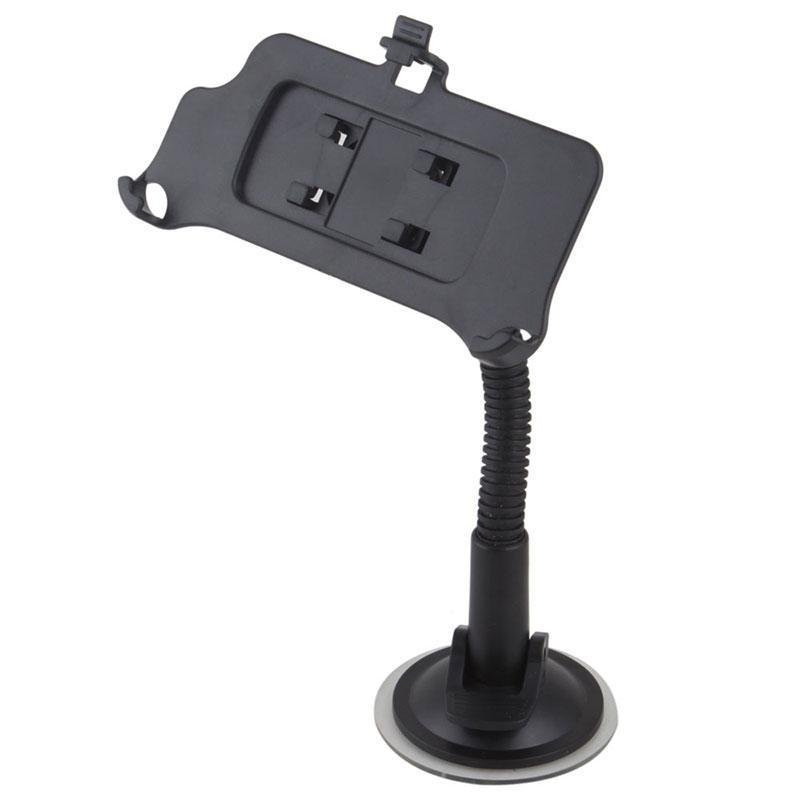 BUYINCOINS Rotating Car Suction Windshield Mount Holder Stand for Apple iPhone 5