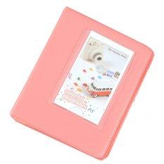 Camera Photo Album For Instant Camera (Pink) - Intl