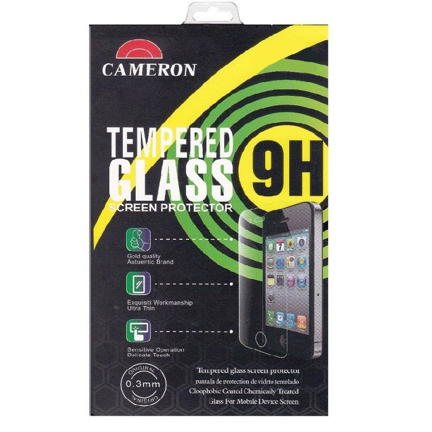 Cameron Tempered Glass Smartfren Andromax R2 Antigores Screenguard
