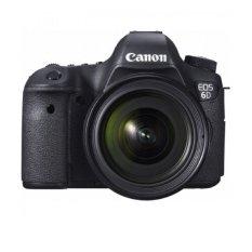 Canon EOS 6D Wifi Lens 24-70mm - 20.2 MP - Hitam