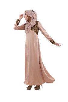 Cantique Baju Muslim Gamis Pesta Yang Juga Nyaman Untuk