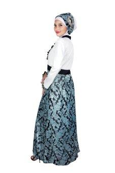 Cantique Gamis Muslim Pesta Nyaman Untuk Ibu Menyusui