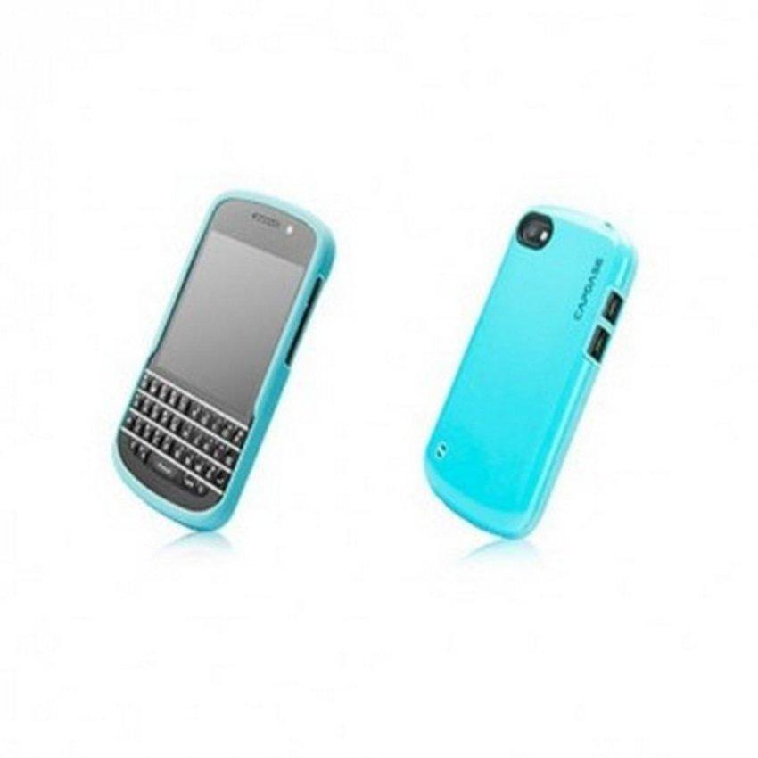 Capdase Polimor for Blackberry Q10 - Biru