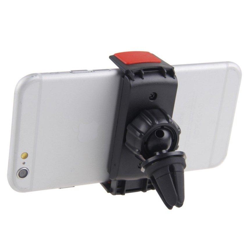 Car Air Vent Mount Phone Holder (Black) (Intl)