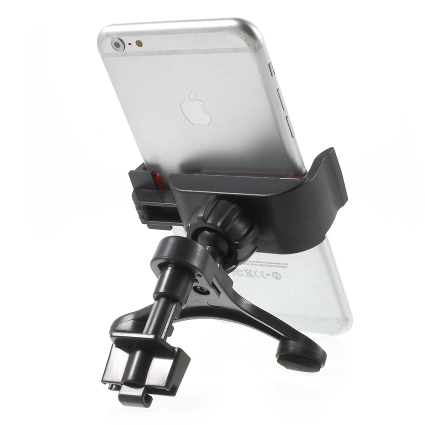 Car Air Vent Mount Stand 360-degree Rotation for iPhone 6/6s (Black)