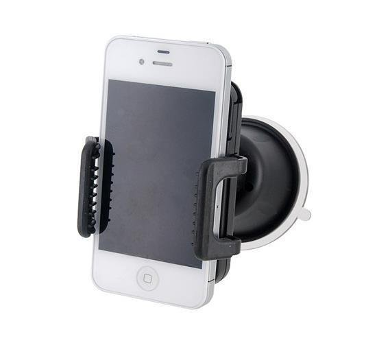 Car Bracket for iPhone, iPod and GPS (Black) (Intl)