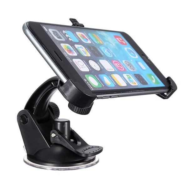 Car Dash A/C Air Vent Mount Holder Cradle Stand Accessory For 4.7'' iPhone 6 (Black) (Intl)