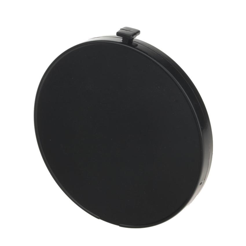 Car GPS Round Holder w/ 360 Degree Rotary Bottom - Black (Intl)