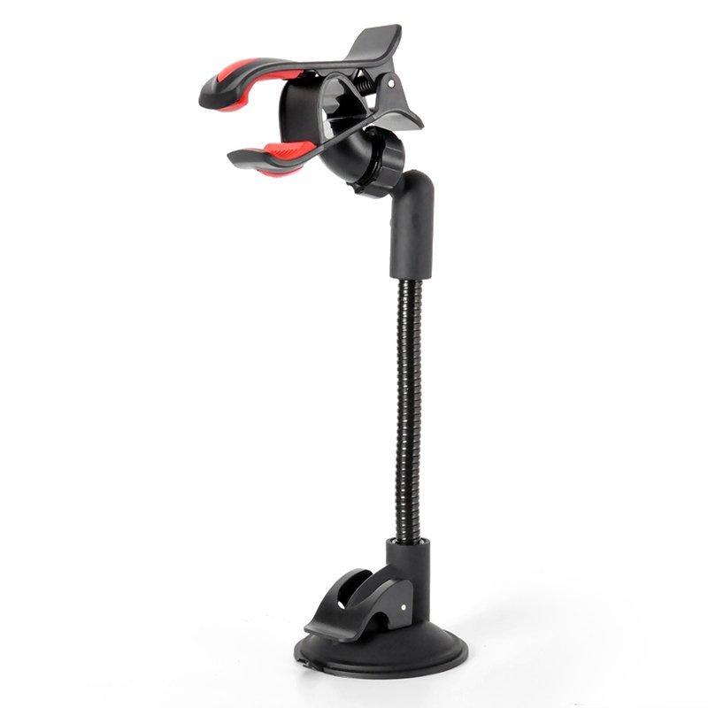 Car Phone Holder Sticker Windshield Dashboard Vehicle Mount Stand for Iphone Samsung Xiaomi HTC Lenovo Universal Phones HC21J (Intl)