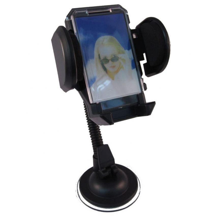 Card Holder for Mobile Phone - Tripod-4 - Hitam