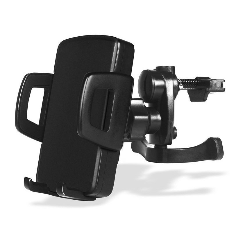 Case Powerqi C5 Wireless Car Charger with Air Vent and Suction Holder - Hitam