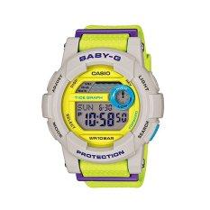 Casio Baby-G BGD-180-3 Digital Women's Watch - Yellow / Green