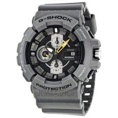 Casio G-Shock Chronograph Black Dial Khaki Resin Men's Watch Gac100-8Acr (Intl)