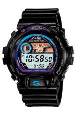 Casio G-shock GLS-6900-1 Electro-Luminescent Backlight Men's Watch Black (Free Size)