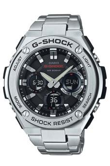 Casio G-Shock GST-S110D-1A Silver