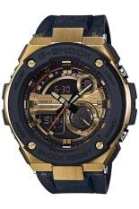 Casio G-Shock Men's GST-200CP-9A Shock Resistant Watch Black / Gold