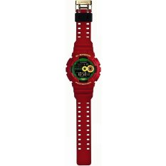 Casio Gd-100Rf-4Jf Men's Casio Watches G-Shock Rastafarian Limited (Intl)
