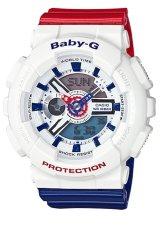 Casio Jam Tangan Baby-G BA-110TR-7ADR Putih