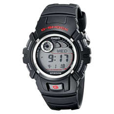 Casio Men's G2900F-1V G-Shock Classic Watch With Black Band (Intl)