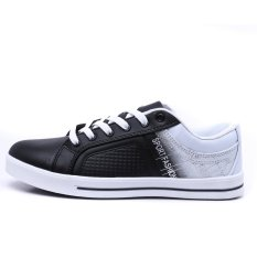 Casual Shoes Mens Sneakers Shoes Tide Thick Crust Sports Shoes Men Running Black (Intl)