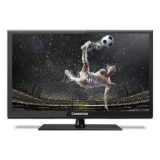 "Changhong 19"" LED TV 868 Series - Hitam - LED19868"