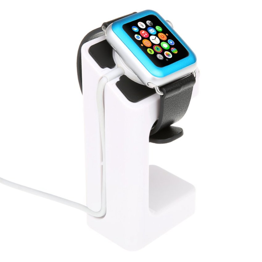 Charging Dock Stand Bracket Docking Station Platform Holder for Apple Watch iWatch [38mm and 42mm]