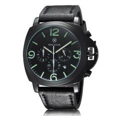 Chechang Foreign Hot Money Speatak Fashion Men's Luminous Business Watch Three Eyes Calendar Quartz Watch Market
