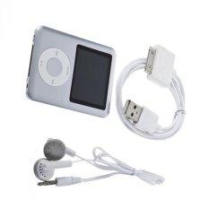 CHEER 1.8inch 8GB 8G LCD Screen MP3 MP4 WMA ASF 3RD Gen FM Video Music Media Player (Intl)