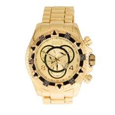 CHEER New Fashionable Design Men Luxury Quartz Stainless Steel Wrist Watches