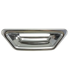 Chrome ABS Car Rear Door Bowl Handle Cover For 14-15 Nissan X-Trail Rogue (Intl)