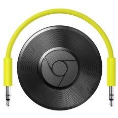 Chrome Chromecast Audio WiFi Streaming Speaker For Smartphone - IPhone - Tablet PC - Hitam