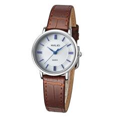CITOLE Genuine Men's Ultra Thin Watch Belt Boy Watch Waterproof Simple Quartz Watch Watch Wholesale Lovers Watch (1 X Women Watch)