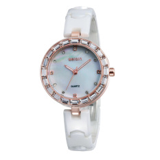 CITOLE Qin Wei Ceramic Watch Brand Watches Really Special Offer Wholesale Diamond Quartz Watch W4770