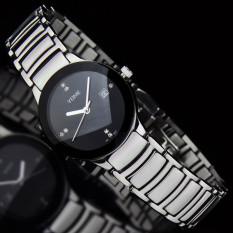 CITOLE YOME Watch Lovers Watch Authentic Ladies Watch Korean Fashion Lovers Watch Korean Couple Fine Strip Fashion Watch (1 X Women Watch)