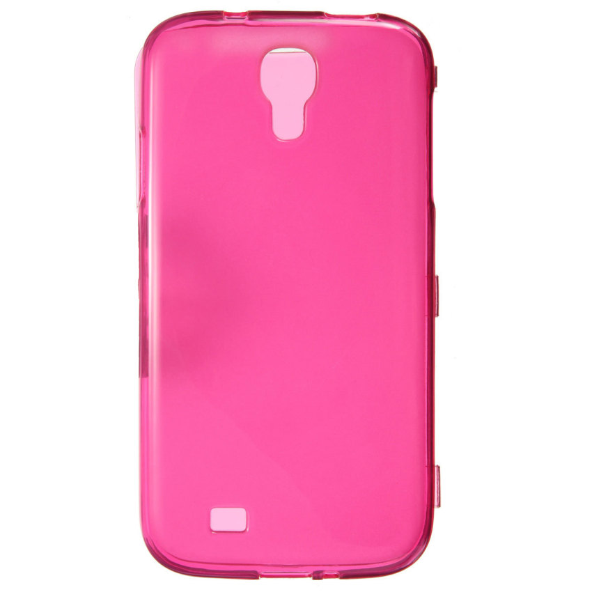 Clear Silicone Case Cover for SAMSUNG GALAXY S4 i9500 (Intl)